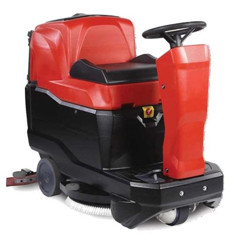 Klenco Lava RX2 Ride On Scrubber - Mesin scrubber