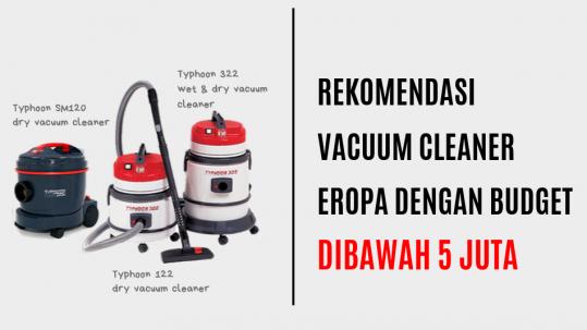 jual vacuum cleaner murah untuk hotel