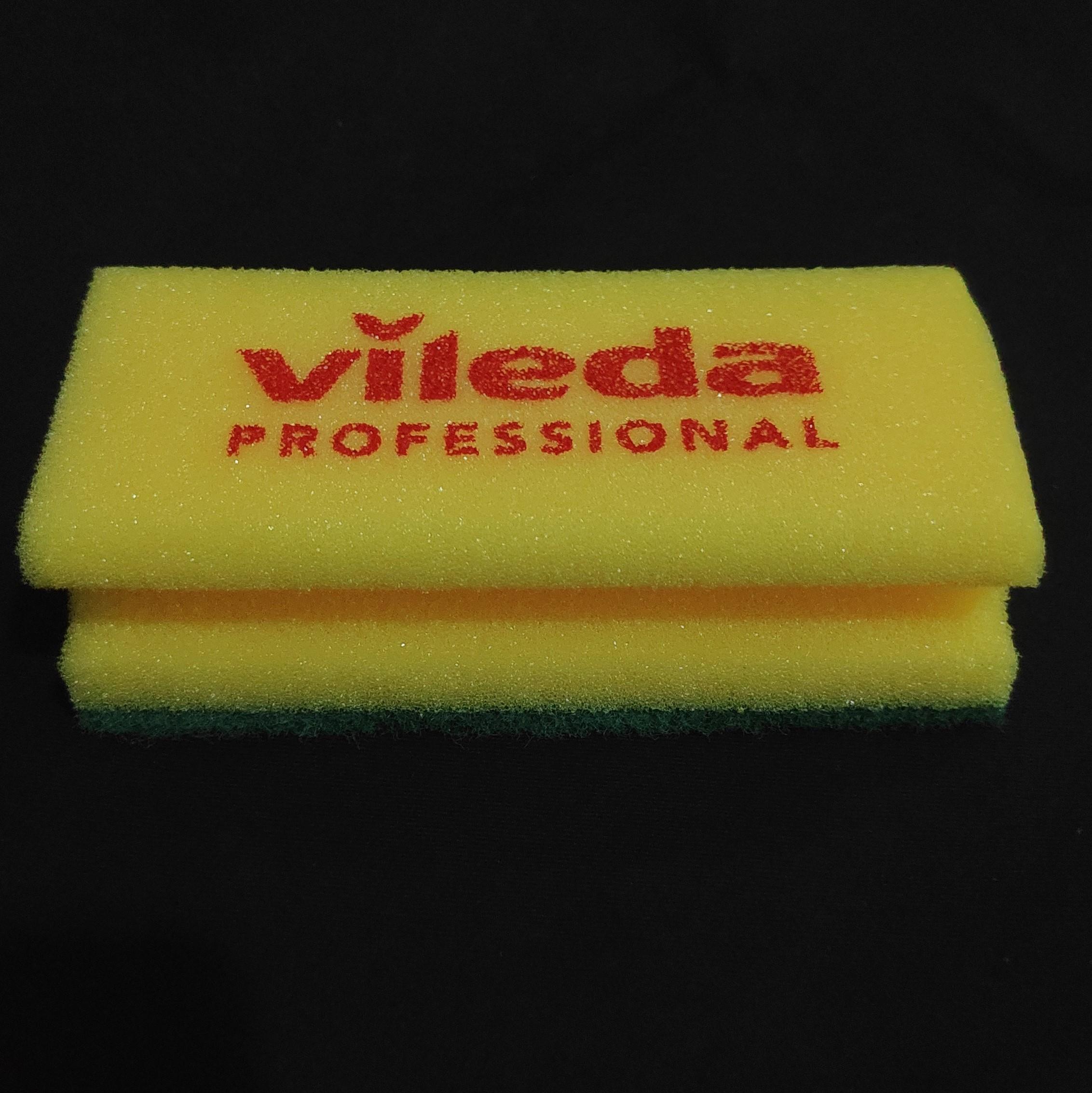 Vileda Sponge Green
