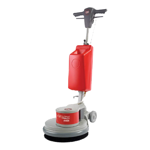 <span style='color:#000;font-size:18px;font-weight:700;'>CYCLONE S401</span><br><span style='color:#000;font-size:14px !important;font-weight:400!important;'>Single Disc Machine (41KG)</span>