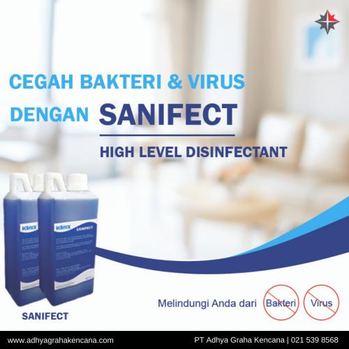 Sanifect Disinfectant - Cairan Disinfektan - AGK