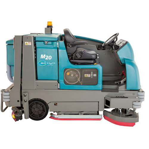 <span style='color:#000;font-size:18px;font-weight:700;'>TENNANT M20</span><br><span style='color:#000;font-size:14px !important;font-weight:400!important;'>Industrial Ride On Scrubber Sweeper</span>