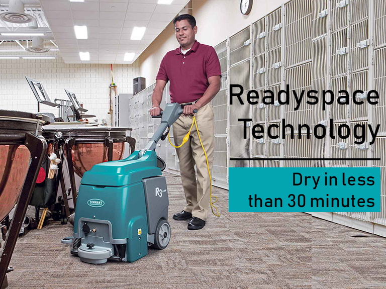 Tennant R3 Carpet Cleaner