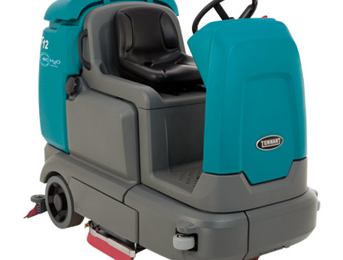 Tennant T12 Ride On Scrubber
