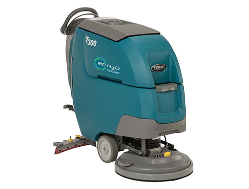 Tennant T300e Scrubber Machine