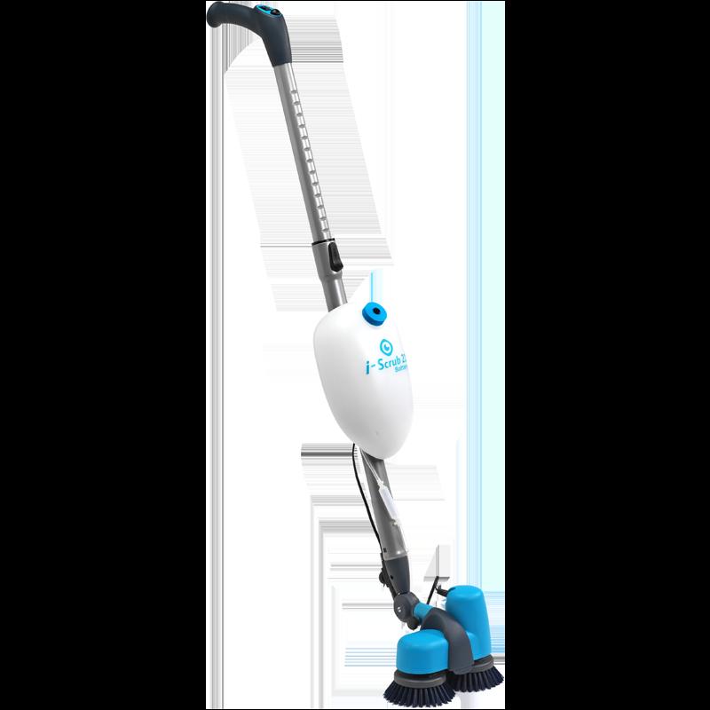 i-scrub21b (battery) mini scrubber