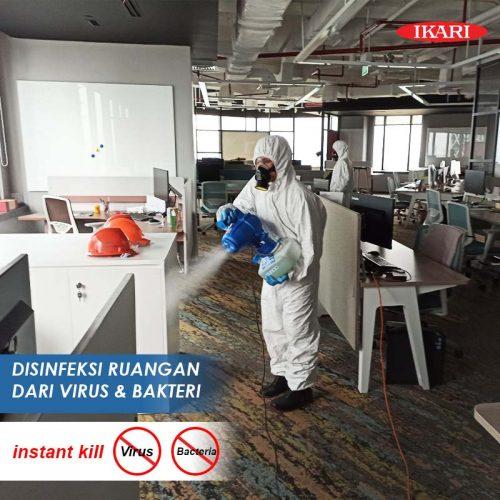 Ikari Jasa Fogging Disinfektan 2