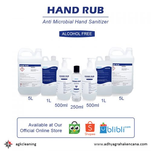 Hand Rub Hand Sanitizer available online store