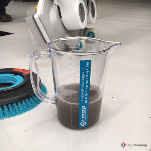 i-team product gallery - hasil imop xl scrubber