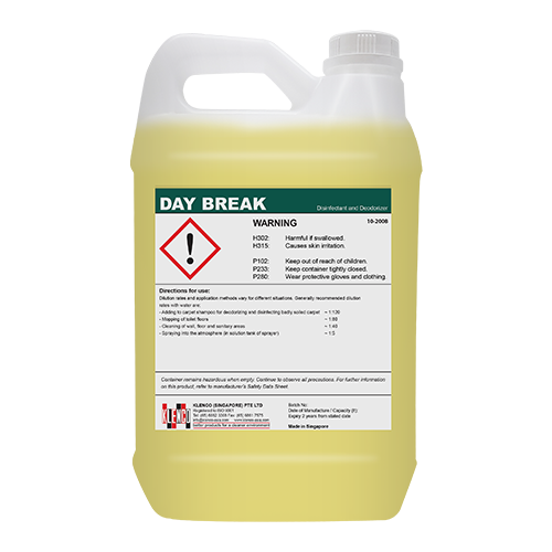 <span style='color:#000;font-size:18px;font-weight:700;'>KLENCO &#8211; DAY BREAK</span><br><span style='color:#000;font-size:14px !important;font-weight:400!important;'>Multipurpose Cleaner & Disinfectant</span>
