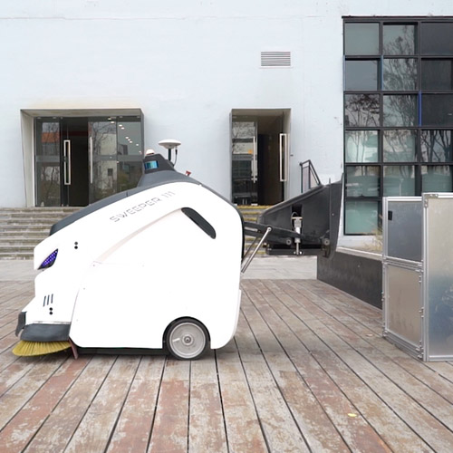 Ecobot Sweeper 111 -3