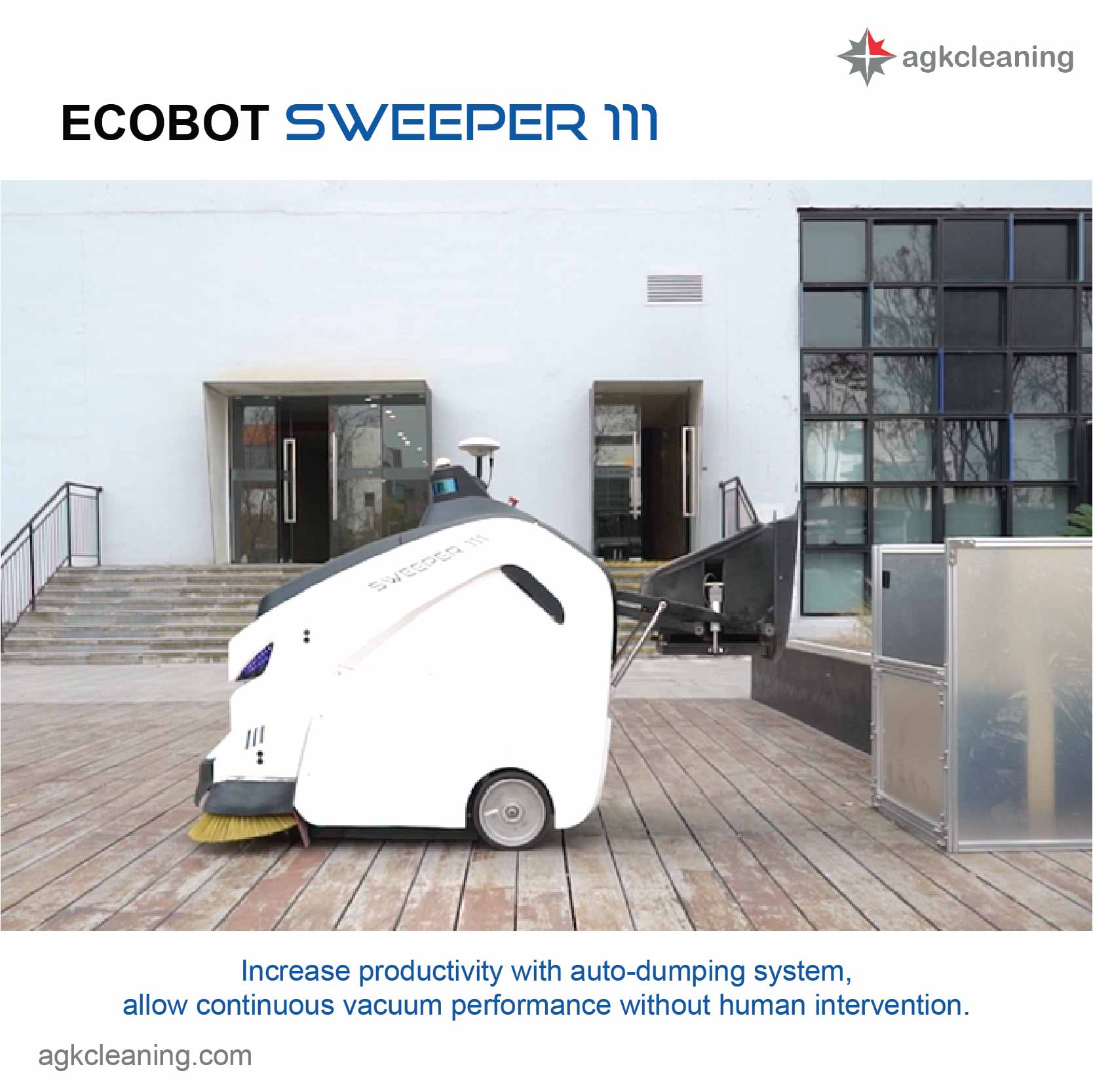 <span style='color:#000;font-size:18px;font-weight:700;'>ECOBOT SWEEPER 111</span><br><span style='color:#000;font-size:14px !important;font-weight:400!important;'>Robotic Floor Sweeper (Indoor & Outdoor)</span>